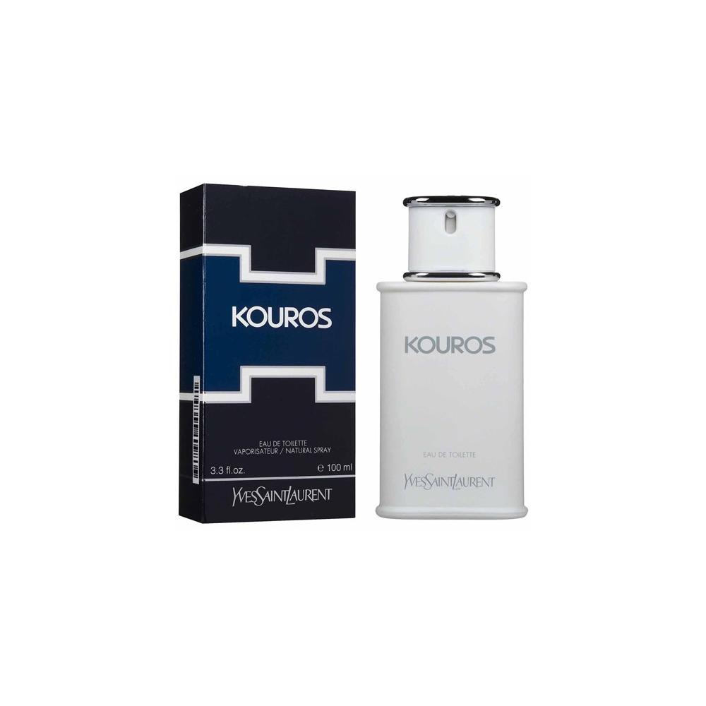 Yves Saint Laurent Kouros toaletní voda pánská 50 ml
