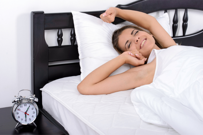 Základem pevného zdraví je kvalita nočního spánku