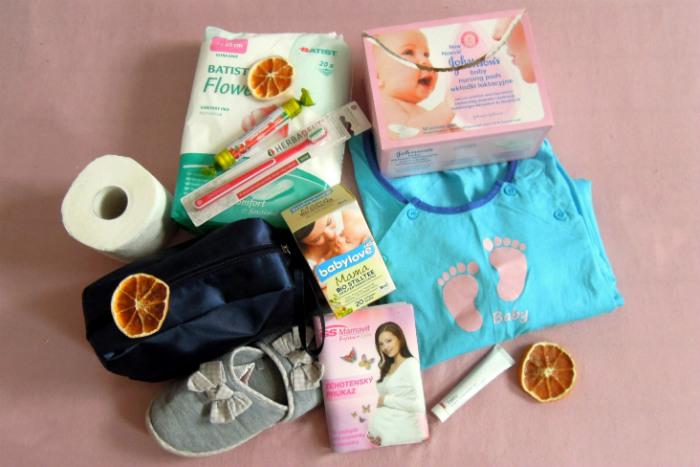 Zakrátko maminkou: Co sbalit do porodnice