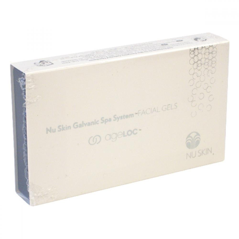 NuSkin Zažehlovací galvanické pleťové gely ke galvanické žehličce ageLOC, 1 sada