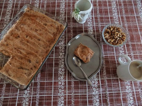 Zdravé vaření: Bezlepkový makovec s ořechy a jablíčky