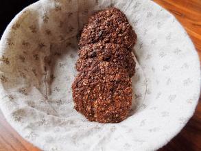 Zdravé vaření: Cookies se sušeným ovocem alias zdravá svačinka pro děti