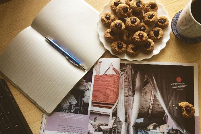 Zdravé vaření: Koka sušenky s brusinkami