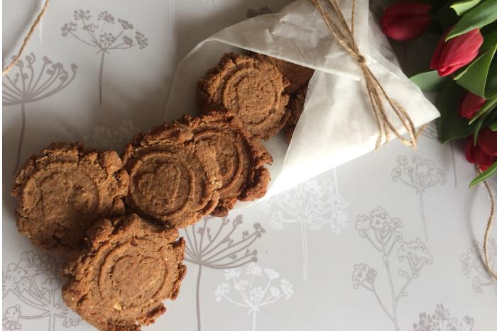 Zdravé vaření: Mandlovo-skořicové sušenky