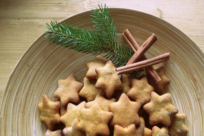 Zdravé vaření: Vánoční cukroví (1. díl)