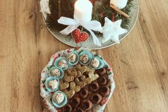 Zdravé vaření: Vánoční cukroví 2. díl