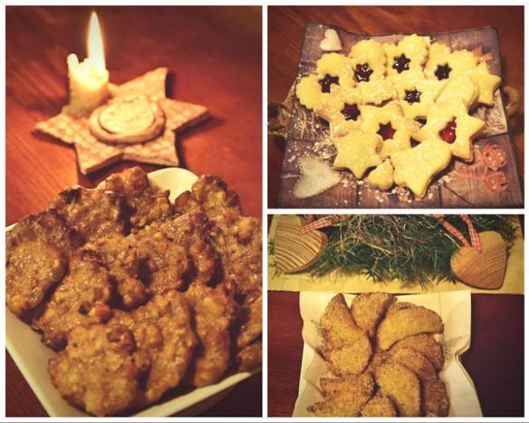 Zdravé vaření: Vánoční cukroví II