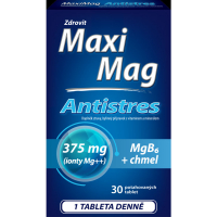 ZDROVIT MaxiMag Antistres 30 tablet