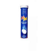 ZDROVIT Multivitamin Mandarinkový s minerály 20 šumivých tablet