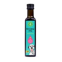 ZELENÁ ZEMĚ BIO Konopný olej pro zvířata 250 ml