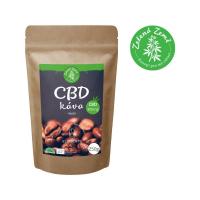 ZELENÁ ZEMĚ CBD káva 250 g