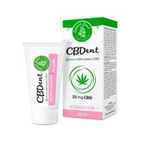 ZELENÁ ZEMĚ CBDent - zubní pasta s CBD 50 ml