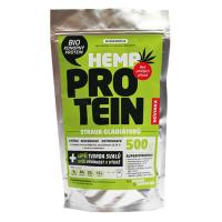 ZELENÁ ZEMĚ Konopný protein 500 g BIO