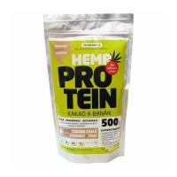 ZELENÁ ZEMĚ Konopný protein kakao s banánem 500 g
