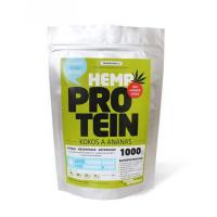 ZELENÁ ZEMĚ Konopný protein kokos s ananasem 1000 g