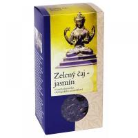 Zelený čaj - jasmín bio sypaný 100g
