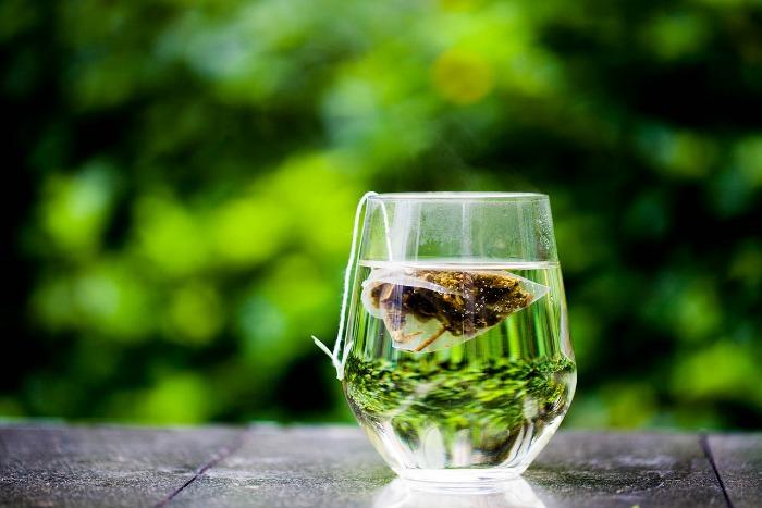 Zelený čaj - příjemný lék z přírody