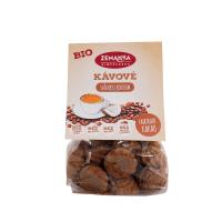 ZEMANKA Kávové bio sušenky s kokosem 100 g