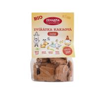 ZEMANKA Špaldová zvířátka kakaová BIO 100 g