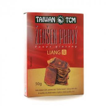 TCM Ženšen Taiwan Liang 50 g