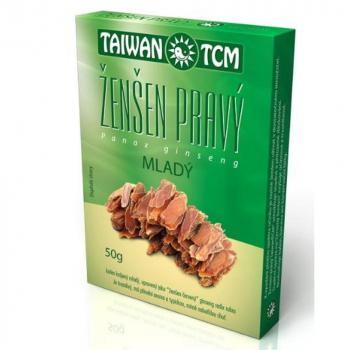 TCM Ženšen Taiwan mladý 50 g