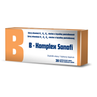 SANOFI B - Komplex  30 dražé