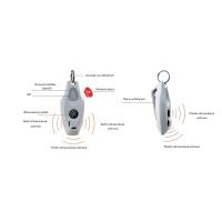 ZEROBUGS Plus Ultrazvukový odpuzovač klíšťat a blech pro lidi, černý