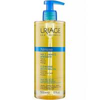 URIAGE Xémose zklidňující čisticí olej na obličej a tělo 500 ml