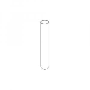 GAMA Nesterilní zkumavka 15 cm 20 kusů