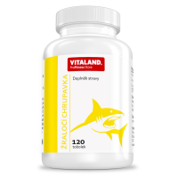 VITALAND Žraločí chrupavka 120 tobolek