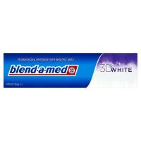 BLEND-A-MED Zubní pasta 3D White 100 ml