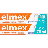 ELMEX Zubní pasta Caries Protection Fluoridová 2x 75 ml